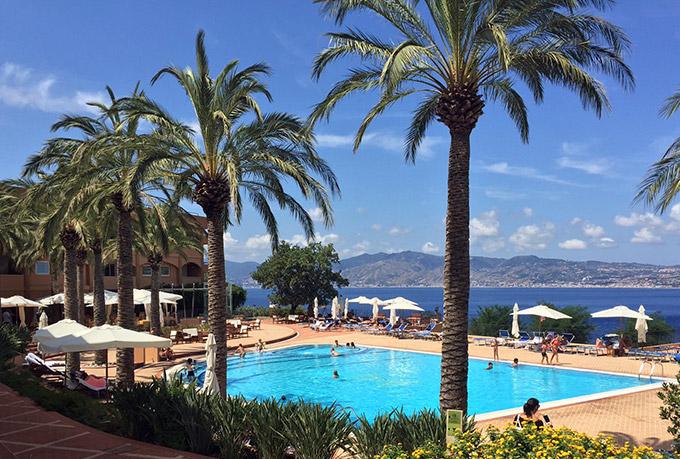 Soggiorno: Offerte e Promozioni » Altafiumara Resort & SPA
